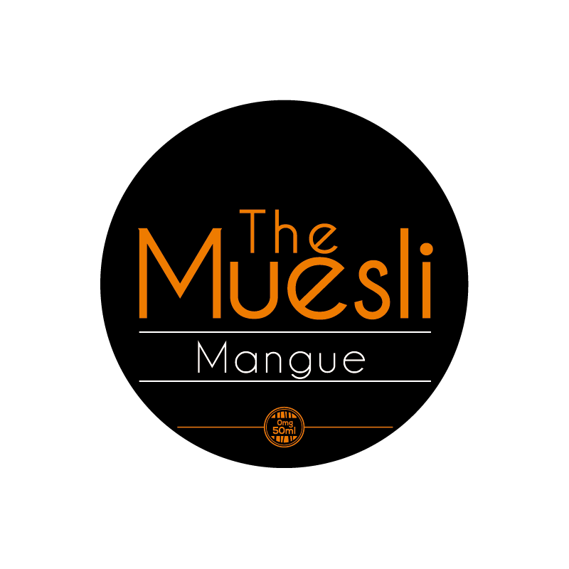 E-liquide The Muesli Mangue