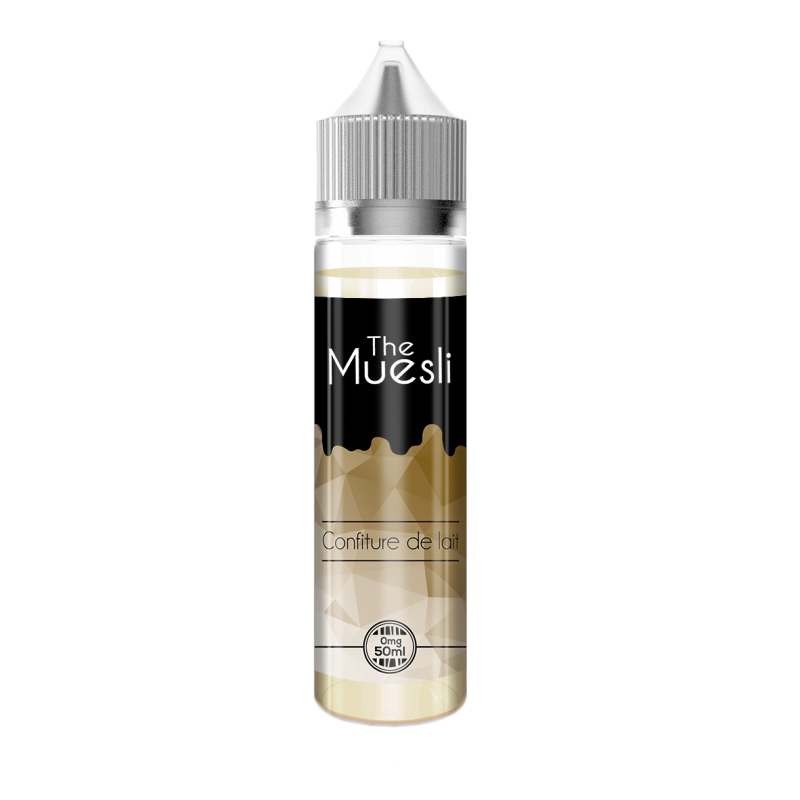 E-liquide The Muesli Comfiture de lait
